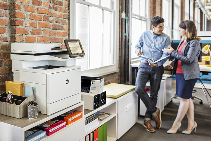 new-age office copier features and app
